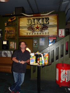 Alan, GM of Dixie Roadhouse