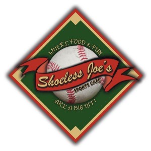 Shoeless Joe's logo